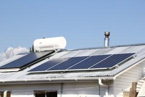 Solar FV y TS
